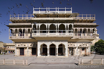 City Palace Complex in Jaipur