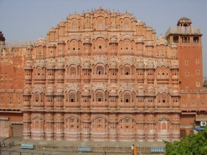 Hawa Mahal General view