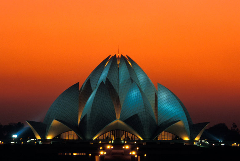 Lotus Temple A Place That Unites People Indian Travel
