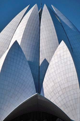 Lotus Temple Structural Engineering