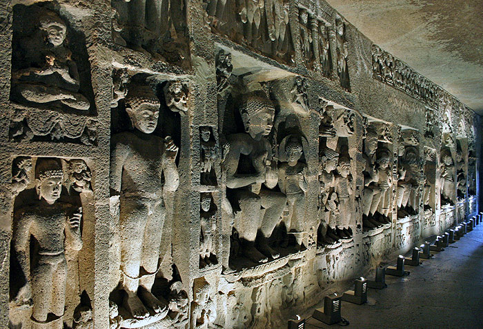 Ajanta Ellora Caves The Reflection Of 3 Religions