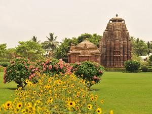 Rajarani Temple1